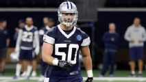 Cowboys' Sean Lee greeting new role with familiar intensity
