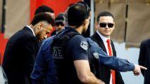 Neymar llega a comisaría para declarar por acusación de violación