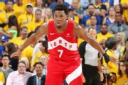 Source: Raptors' Lowry has surgery on thumb