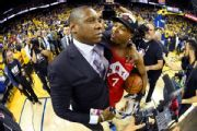 Raptors president Ujiri plans to stay in Toronto