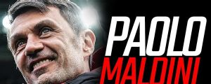 Paolo Maldini es el nuevo entrenador del Milan