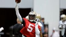 Teddy Bridgewater keeps impressing while waiting his turn