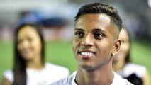 Rodrygo será presentado el martes en el Santiago Bernabéu