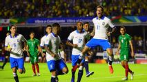 Brazil overcome early jitters to win Copa opener