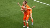Miedema, 22, becomes Dutch all-time scorer in win