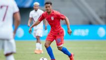 Holmes out of U.S. Gold Cup roster with injury