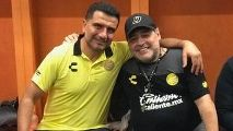 Exauxiliar de Diego Armando Maradona se despide de Dorados