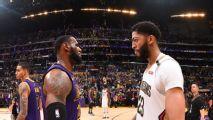 Fuentes: Lakers llegan a acuerdo por Anthony Davis