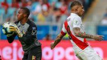 Copa América: goleiro da Venezuela é enaltecido após empate com Peru