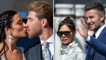 Toe Poke Daily: David Beckham among star guests at Sergio Ramos wedding -- but where was Cristiano Ronaldo?