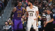 De Magic Johnson a rivais, veja a reação à chegada de Anthony Davis aos Lakers