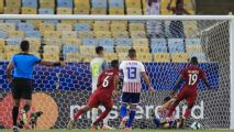 Qatar rally for shock Copa draw with Paraguay