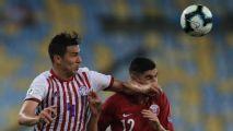Balbuena manda recado para torcida do Corinthians e diz que Paraguai ainda está vivo na Copa América