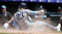SD y Rockies rompen récord de carreras en serie de 4 juegos