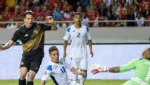 Bryan Ruiz sai do banco, dá assistência, e Costa Rica goleia Nicarágua