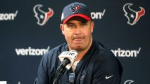 With Nick Caserio off the table, will Texans table their GM search?