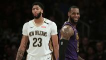 What is the fantasy hoops fallout of the Lakers-Pelicans' Anthony Davis trade?