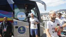 Copa América: Argentina, em crise, treina com portões fechados em Belo Horizonte