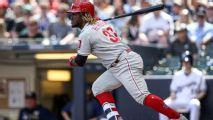 Para largo la suspensión de Odubel Herrera en MLB