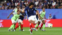 France secure Women's World Cup win over Nigeria after VAR saves the day