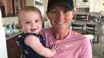 Dear Chesnee: LPGA Tour golfer Stacy Lewis pens a letter to her young daughter