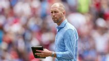 Berhalter fixing U.S. woes on the training pitch