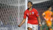 Prensa elogia el debut de Chile en C. América