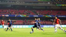 Presidente da CBF explica arquibancadas vazias na Copa América: 'Estádios são maiores'