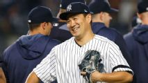 Yankees rotation shows signs of straightening itself out