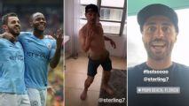 Toe Poke Daily: Bernardo Silva trolls Raheem Sterling over Man City star's running style