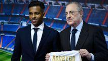 Rodrygo será paciente para ganar su lugar en el Real Madrid
