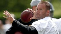 Ben Roethlisberger: Nice for Steelers to return to 'normalcy'
