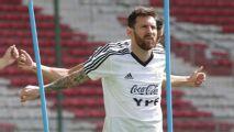 Copa América: Agüero e Di María são barrados, e Argentina treina com mudanças para pegar Paraguai