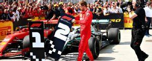 F1 Power Rankings: Sorry Seb, Lewis remains No. 1