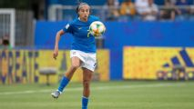 Brazil's Alvis out of World Cup (hamstring)