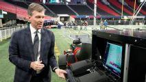 NFL y NCAA se reúnen para discutir temas de seguridad de los jugadores