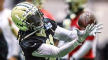 Saints' Alvin Kamara has 'good anxiety,' and his football IQ shows it