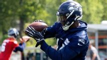 Seahawks rookie receiver DK Metcalf has brains to go with brawn