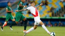 Guerrero leads Peru rally in Copa win over Bolivia