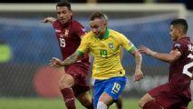 Everton diz para seleção deixar vaias de lado e fala em pressão por jogar no Brasil