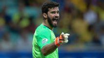 Alisson Becker, do Brasil, após empate com a Venezuela: 'É ilusão achar que vamos golear todos'