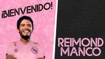 Reimond Manco llegó al Sport Boys
