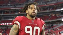 Revelan arresto contra Robert Nkemdiche luego de incidente vial