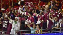 Na Copa América, Catar dá presentes e conquista brasileiros, que fazem árabes cantarem: 'Ei, juiz, vai...'