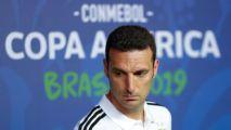Copa América: Como Scaloni, técnico da Argentina, perdeu completamente o vestiário