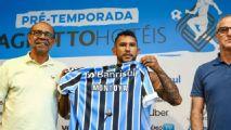 Grêmio pretende definir situação de Montoya na semana que vem