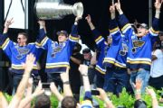 NHL schedule out: Blues raise banner Oct. 2