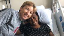 Selfless neighbor provides liver, hope for mom of New York Giants' Grant Haley