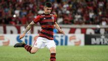 Após perder Jean Lucas para o Lyon, Santos já pensa em outro jogador do Flamengo