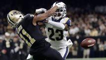 NFL aprueba revisión de interferencia de pase en 2019